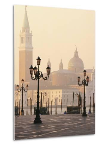 Island of San Giorgio Maggiore-William Manning-Metal Print