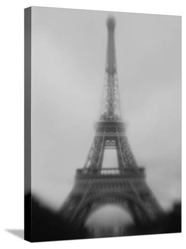 Eiffel Tower--Stretched Canvas Print