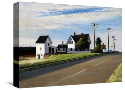 Route 6, Eastham-Edward Hopper-Stretched Canvas Print