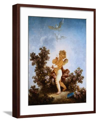 Love the Sentinel-Jean-Honor? Fragonard-Framed Art Print