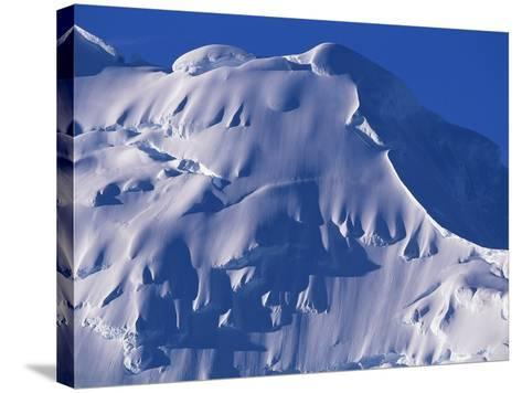 Mountain Ridge on Livingston Island in Antarctica-Paul Souders-Stretched Canvas Print