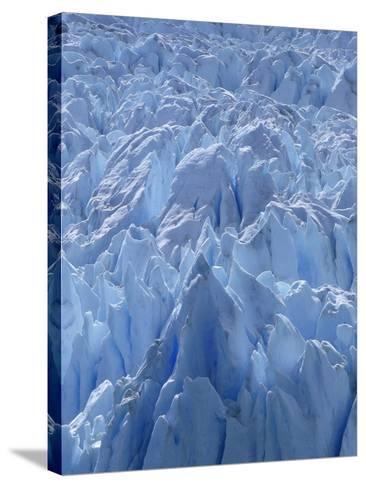 Close Up of Perito Moreno Glacier in Argentina-Joseph Sohm-Stretched Canvas Print