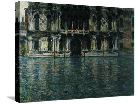 Contarini Palace, Venice-Claude Monet-Stretched Canvas Print