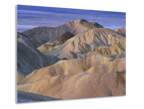 Death Valley Landscape-Bob Rowan-Metal Print