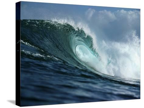 Ocean Wave-Rick Doyle-Stretched Canvas Print
