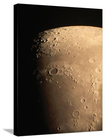 Mare Imbrium-Roger Ressmeyer-Stretched Canvas Print