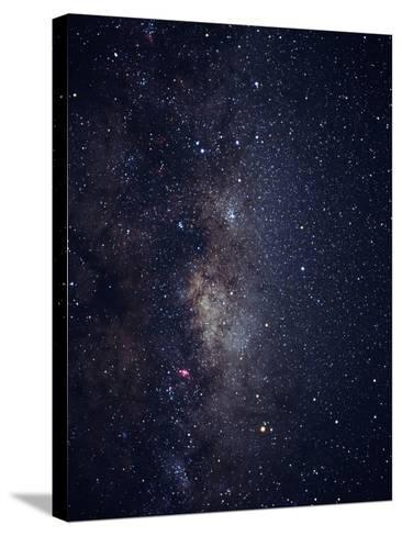 Center of Milky Way in Sagittarius-Roger Ressmeyer-Stretched Canvas Print