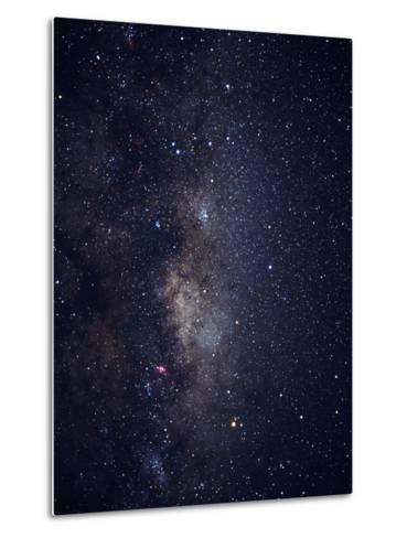 Center of Milky Way in Sagittarius-Roger Ressmeyer-Metal Print