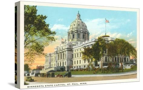 State Capitol, St. Paul, Minnesota--Stretched Canvas Print