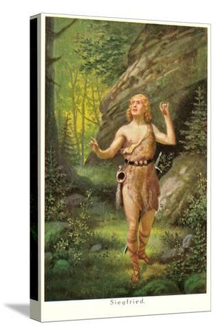 Siegfried--Stretched Canvas Print