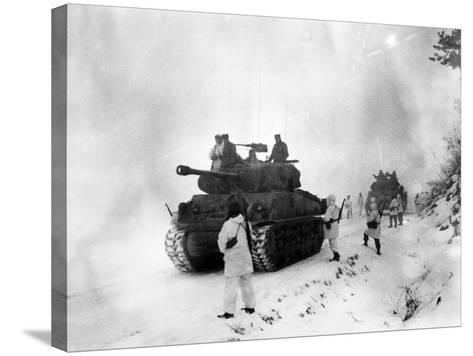 Korean War: Allied Forces--Stretched Canvas Print