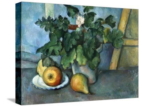 Cezanne: Still Life, C1888-Paul C?zanne-Stretched Canvas Print