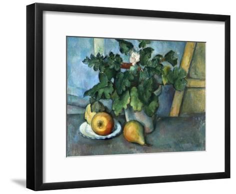 Cezanne: Still Life, C1888-Paul C?zanne-Framed Art Print