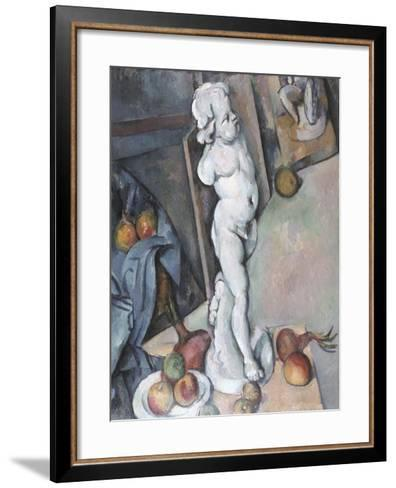 Cezanne: Sill Life, C1895-Paul C?zanne-Framed Art Print