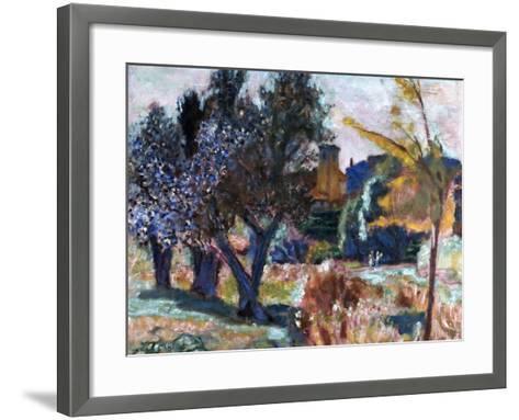 Bonnard: Landscape, 1924-Pierre Bonnard-Framed Art Print