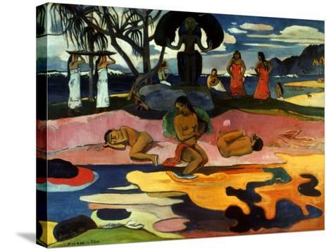 Gauguin: Day Of God, 1894-Paul Gauguin-Stretched Canvas Print