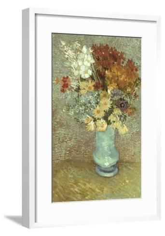 Van Gogh: Flowers, 1887-Vincent van Gogh-Framed Art Print