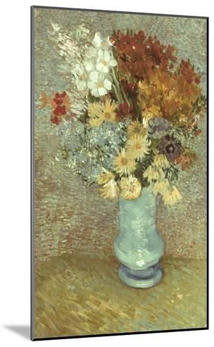Van Gogh: Flowers, 1887-Vincent van Gogh-Mounted Giclee Print