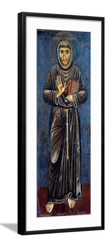 St. Francis Of Assisi-Margarito d'Arezzo-Framed Art Print