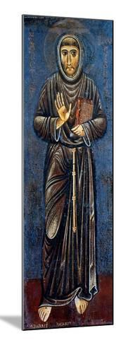 St. Francis Of Assisi-Margarito d'Arezzo-Mounted Giclee Print