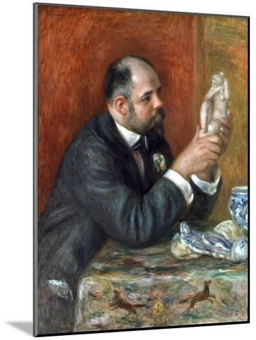 Ambroise Vollard-Pierre-Auguste Renoir-Mounted Giclee Print