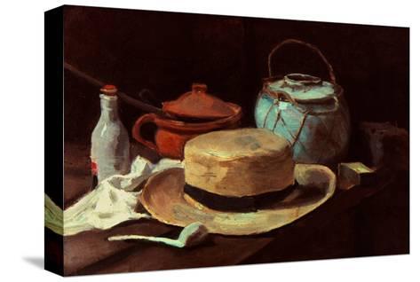 Van Gogh: Still Life, 1885-Vincent van Gogh-Stretched Canvas Print