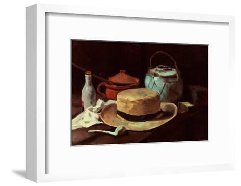 Van Gogh: Still Life, 1885-Vincent van Gogh-Framed Art Print