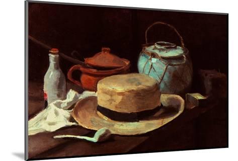 Van Gogh: Still Life, 1885-Vincent van Gogh-Mounted Giclee Print