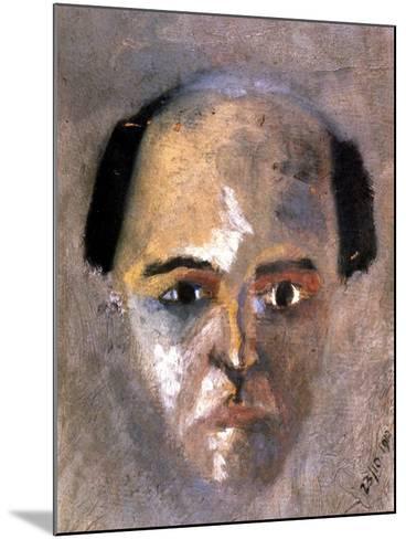 Arnold Schoenberg-Arnold Schoenberg-Mounted Giclee Print