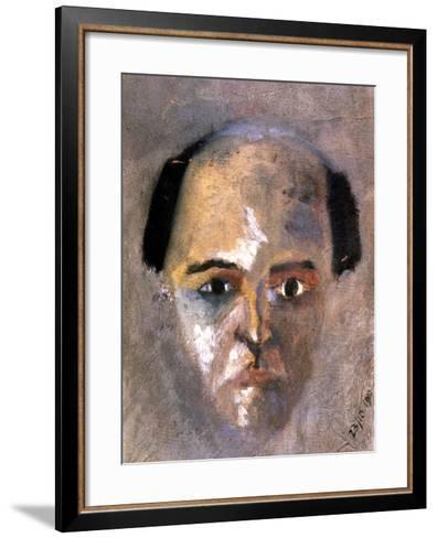 Arnold Schoenberg-Arnold Schoenberg-Framed Art Print