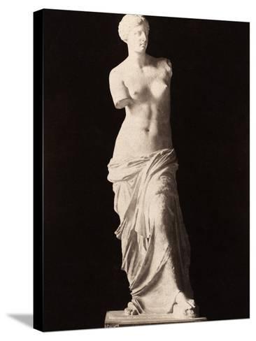 Venus De Milo--Stretched Canvas Print