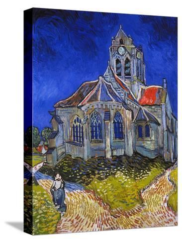 Van Gogh: Auvers, 1890-Vincent van Gogh-Stretched Canvas Print
