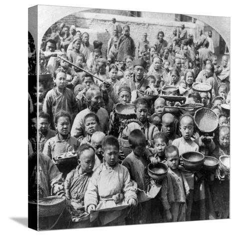 China: Peking, C1902--Stretched Canvas Print