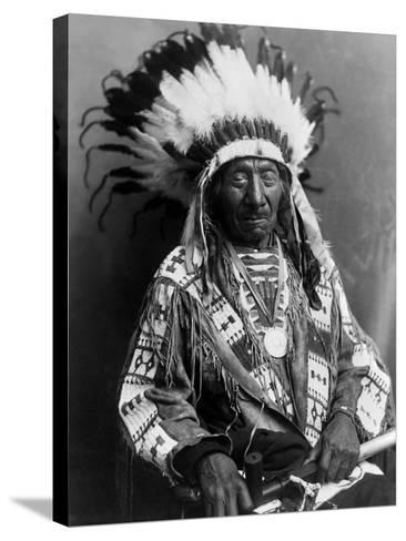 Red Cloud (1822-1909)--Stretched Canvas Print