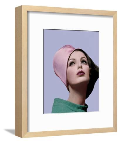 Vogue - March 1962-Bert Stern-Framed Art Print