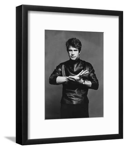 Vogue - November 1967-Jack Robinson-Framed Art Print