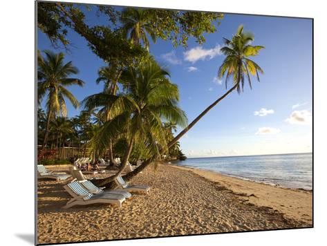 Shangri-La Fijian Resort and Spa, Coral Coast, Viti Levu, Fiji-Douglas Peebles-Mounted Photographic Print