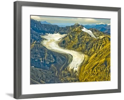 Arctic Circle, Gates of the Arctic National Park, Alaska, Usa-Jerry Ginsberg-Framed Art Print