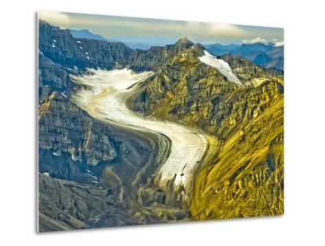 Arctic Circle, Gates of the Arctic National Park, Alaska, Usa-Jerry Ginsberg-Metal Print