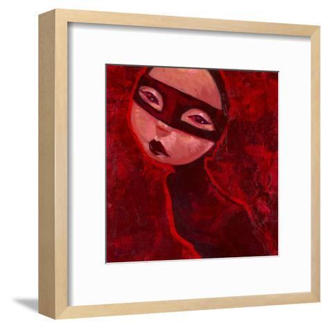 Ninja III-Aaron Jasinski-Framed Art Print