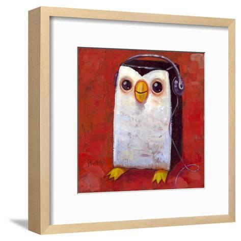 Hip Hopenguin I-Aaron Jasinski-Framed Art Print
