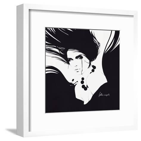 Angels I-Manuel Rebollo-Framed Art Print