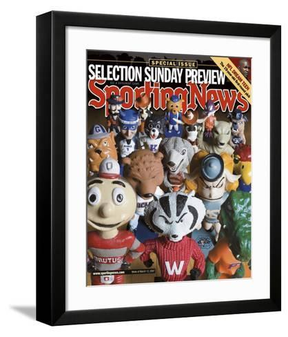 Selection Sunday Preview - March 12, 2007--Framed Art Print