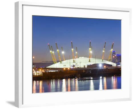 Canary Wharf, London Docklands, London, England, United Kingdom, Europe-Graham Lawrence-Framed Art Print