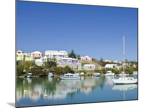Mullet Bay in St. George'S, Bermuda, Central America-Michael DeFreitas-Mounted Photographic Print