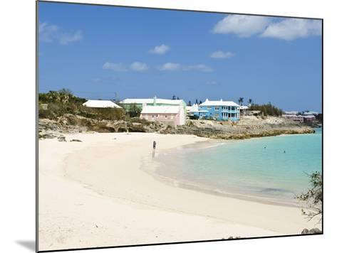 John Smith's Bay, Bermuda, Central America-Michael DeFreitas-Mounted Photographic Print