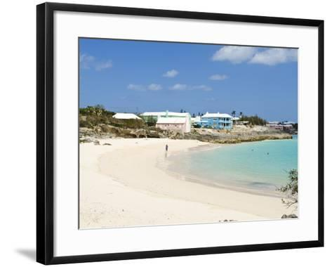 John Smith's Bay, Bermuda, Central America-Michael DeFreitas-Framed Art Print