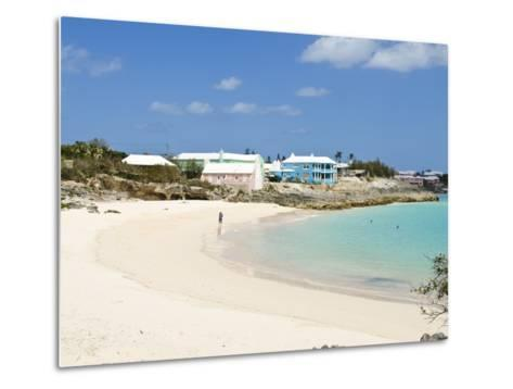 John Smith's Bay, Bermuda, Central America-Michael DeFreitas-Metal Print