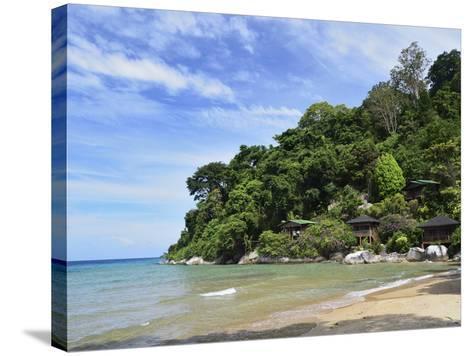 Salang Beach, Pulau Tioman (Tioman Island), Pahang, Malaysia, Southeast Asia, Asia-Jochen Schlenker-Stretched Canvas Print