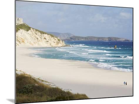 Mandalay Beach, D'Entrecasteaux National Park, Western Australia, Australia, Pacific-Ian Trower-Mounted Photographic Print